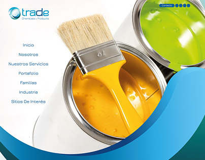 trade Chemicals & Products website
