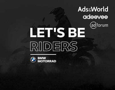 LET'S BE RIDERS