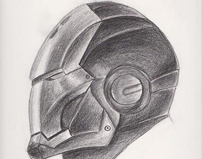 Iron_Man_Pencil_Drawing