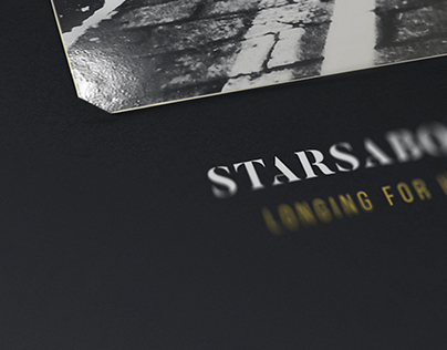 Starsabout - Longing For Home (album cover)