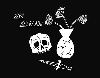 Viva Belgrado Merch