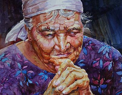 Grandmother Tanya
