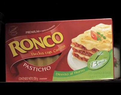 """Tag 10"""" pasticho Ronco"""