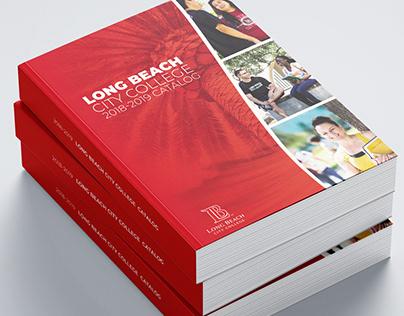 LBCC Catalog Cover