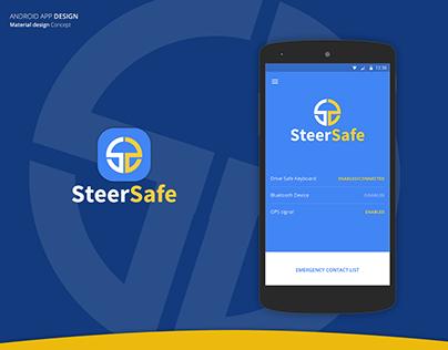 SteerSafe - Android App