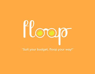 Floop User Interface Design