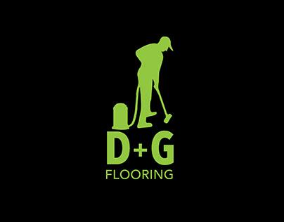 D+G Flooring Branding