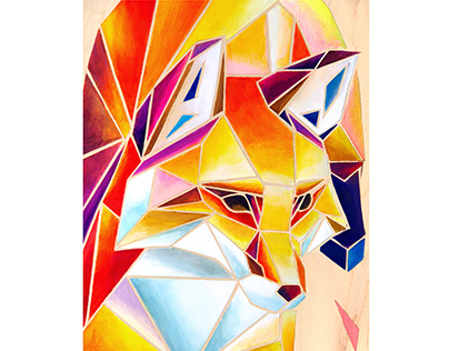 Red Fox skateboard