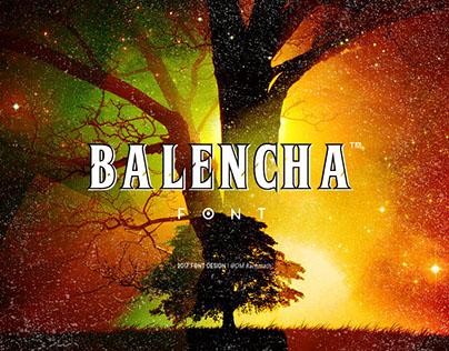 BALENCHA FONTS