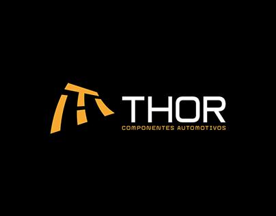 Rebranding - Thor Componentes
