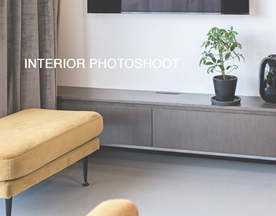 Small Apartment Interior Photoshoot