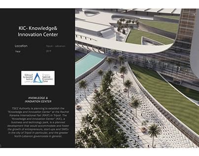 KIC- Knowledge & Innovation Center