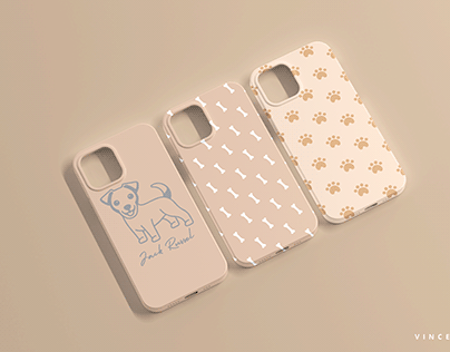 Dog cases Iphone