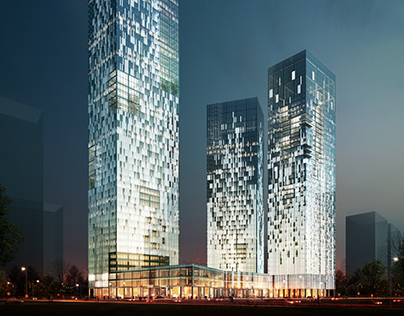 1103/Wanxiang Towers SD_Plots H15 + H06