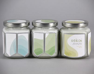 Sekoi   Branding   Package Design