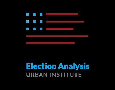 Urban Institute Election Coverage