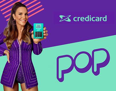 POP Credicard :: Lançamento Endomarketing