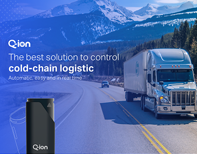 The best solution to control cold-chain logistic