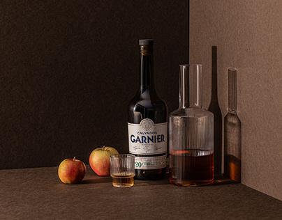 Calvados Garnier 20 ans