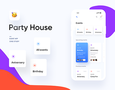 Party House iOS App Case Study