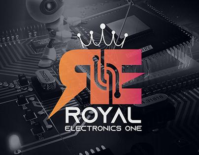 Royal Electronics One - Logo