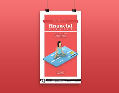 Financial Fitness Flyer