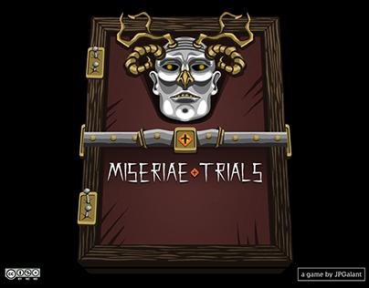Miseriae Trials indie game