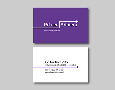 Logo & Visual Identity - Primer Primera