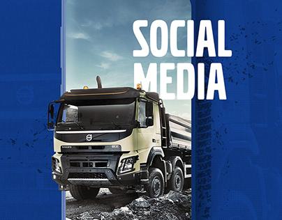 VOLVO Social Media