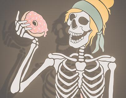 death before dessert