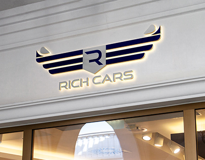 Rich cars logo