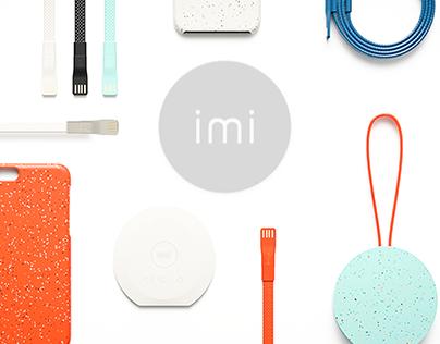 imi - brand logo
