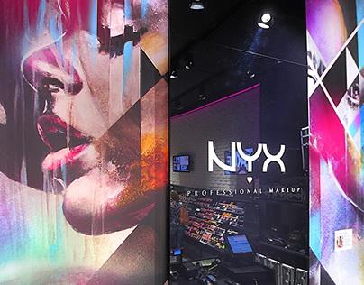 NYX Store in Galeria Mokotów / Warsaw