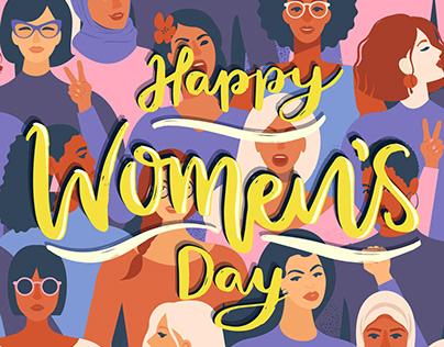 Dia de la mujer Redes Sociales Back to Lisbon