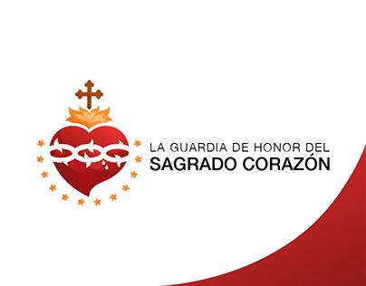 Logo | La Guardia de Honor del Sagrado Corazón