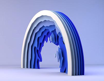BLUE ∅