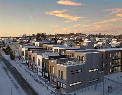 Hus1 Norge AS: Bekkelivegen