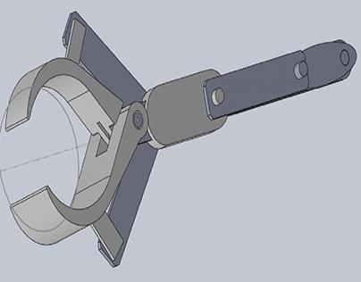 Concept & Prototype: Robotic Gripper