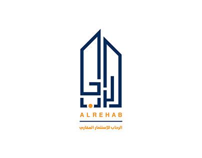 logo alrehab ( لوجو الرحاب )
