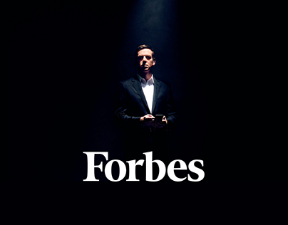 Forbes - News portal redesign