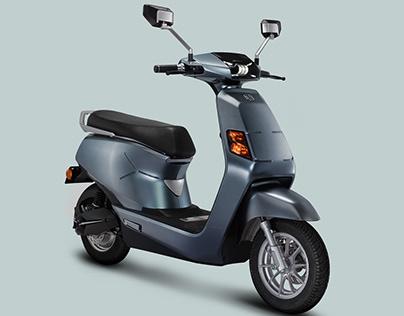 BGauss - Electric Scooter