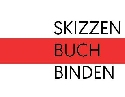 Skizzen-BUCH-Binden