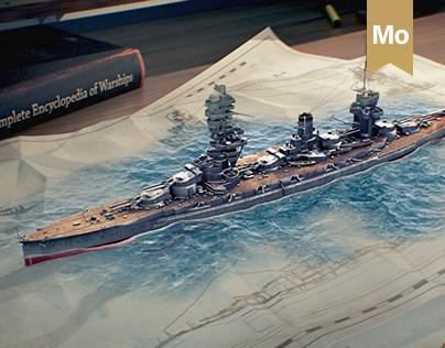 Developer Diaries World of Warships