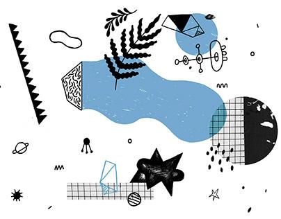 Bullet Journal - book // illustrations & graphics