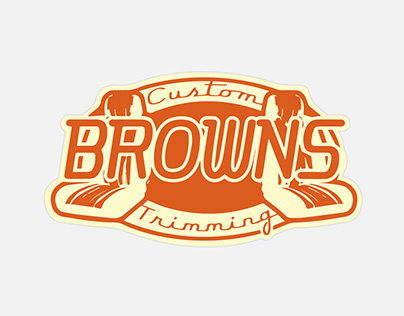 Browns Trimming