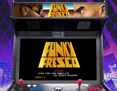 FUNKY FRESCO // TEKKEN