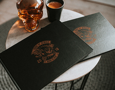 Sons of Africa Coffee Table Photobook