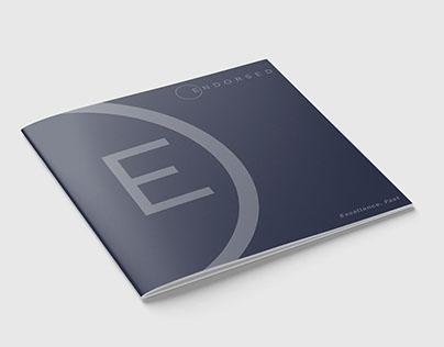 Endorsed Brochure Design