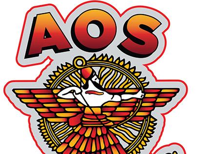 AOS Towing Logo