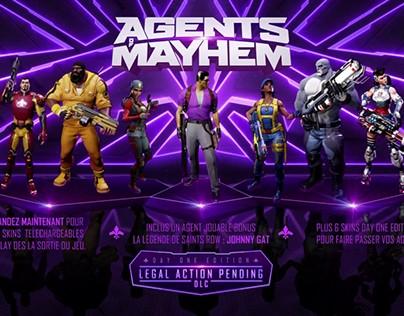 Agents of Mayhem: Carnage a Trois / Trailer Music